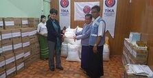 Bangladeshi minister praises Turkey for aiding Rohingya