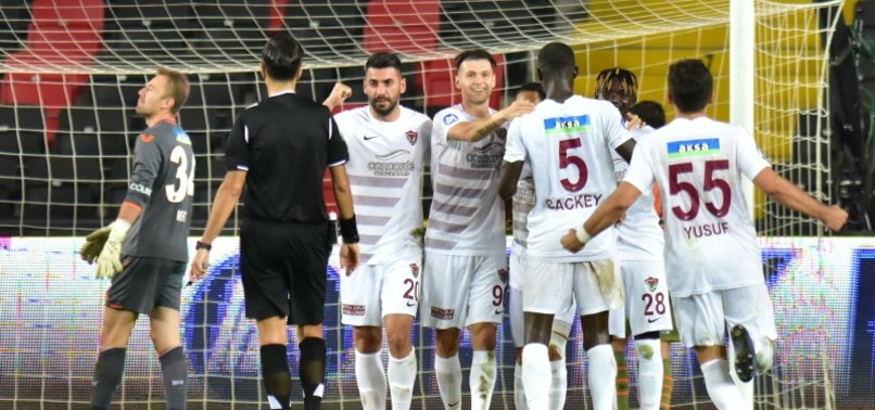 DEFENDING CHAMPS BAŞAKSEHIR START NEW SEASON WITH LOSS