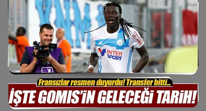 Galatasarayda Gomisle anlaşma tamam!