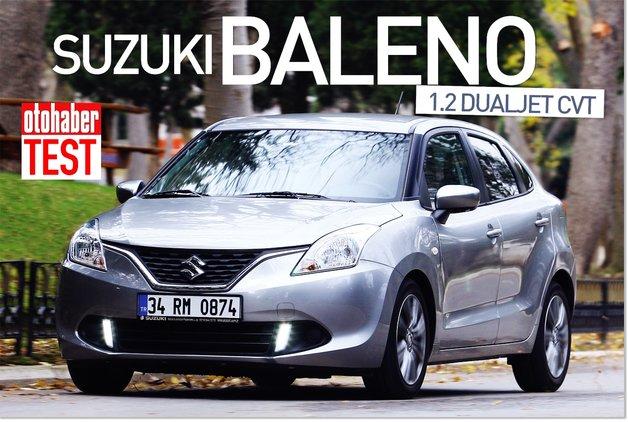 TEST · Suzuki Baleno 1.2 Dualjet CVT