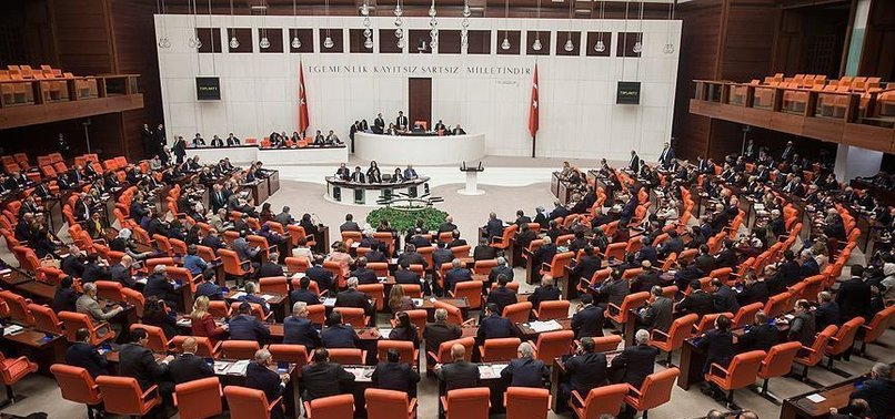 TURKISH PARLIAMENT TO ELECT NEW SPEAKER
