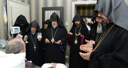 The General Assembly of Armenian patriarchate based in Istanbul finally retired Patriarch Mesrob II who has been in a vegetative state after falling ill in 2008. The move, which comes after...