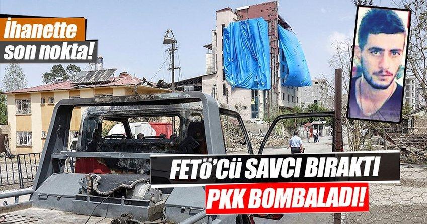 FETÖ'cü savcı Van'ı kana bulayan PKK'lıyı serbest bıraktı!