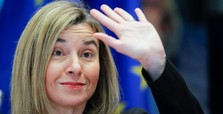 EU's Juncker, Mogherini duped in Russian prank calls