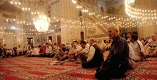 Muslims in Turkey observe holy night of Barat