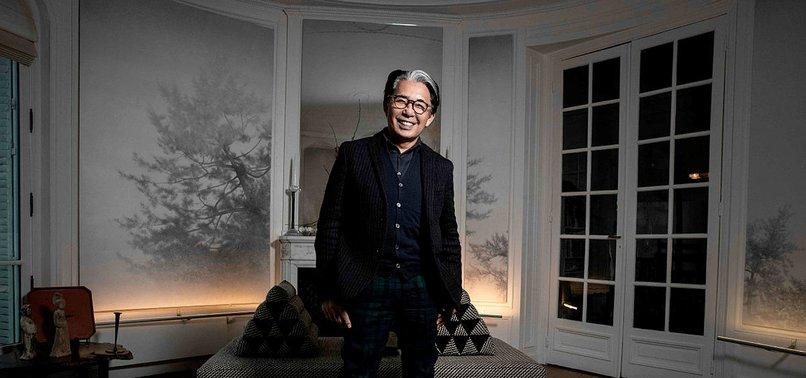 KENZO FOUNDER KENZO TAKADA DIES FROM COVID-19