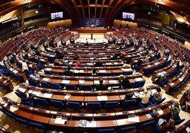 Avrupa Konseyi Parlamenter Meclisi'nden skandal karar!
