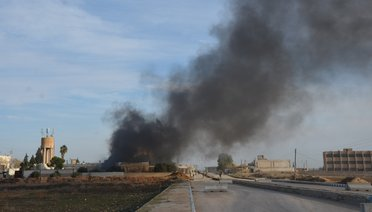 Tel Abyadda Bombalı Saldırı