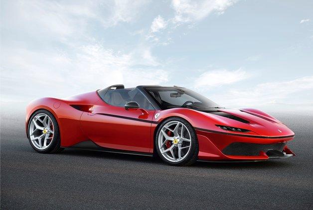 Ferrari'nin renkleri nereden geliyor?