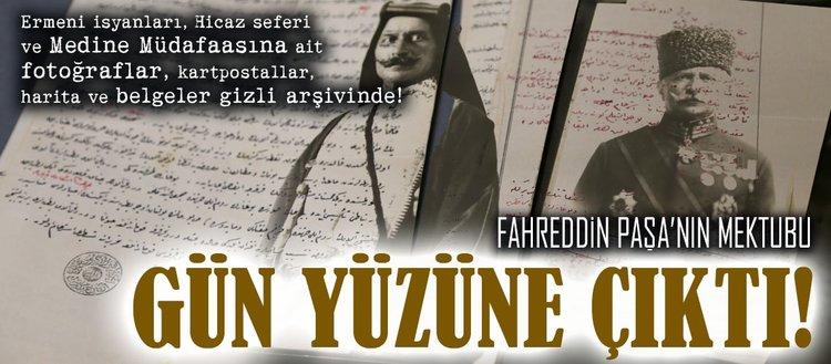 Fahredddin Paşa'nın gizli arşivi gün yüzüne çıktı!