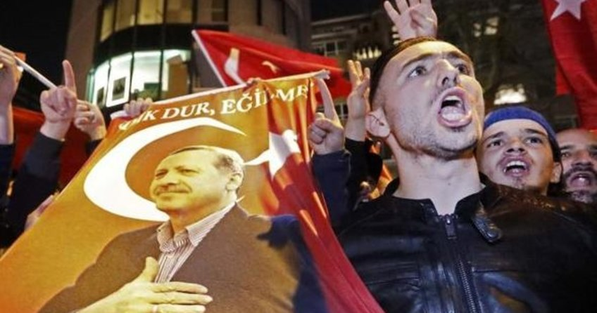 İngiliz gazetesi The Times: Türk bakanları yasaklayan ülkeler ikiyüzlü