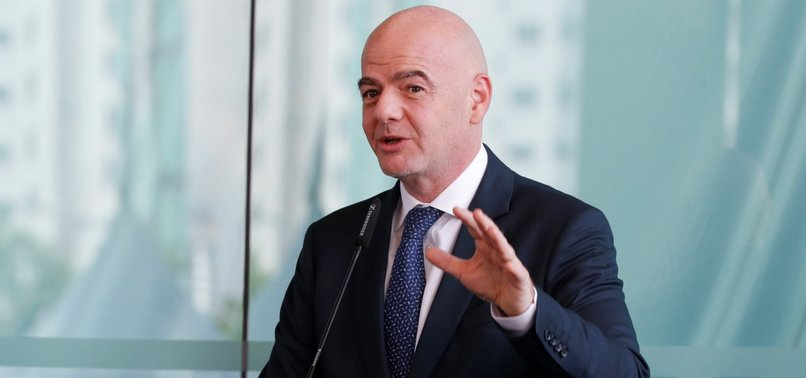 WHY NOT? FIFA BOSS SAYS 48 TEAMS FEASIBLE FOR QATAR WORLD CUP