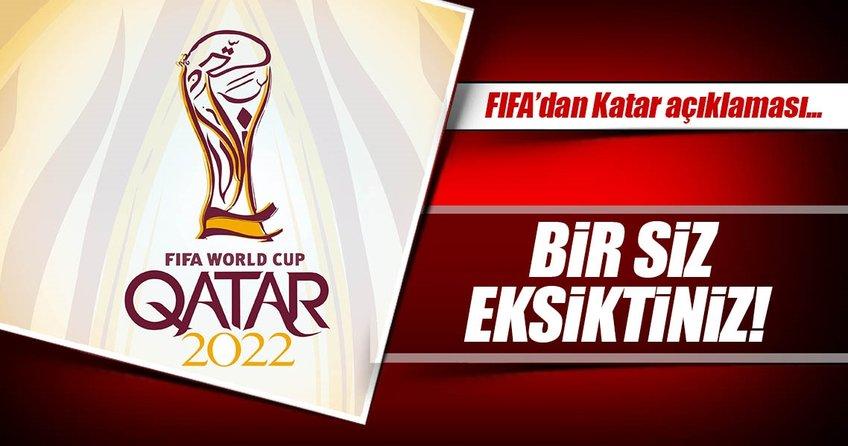 FIFAdan Katara 2022 baskısı
