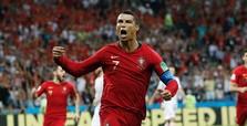 Hat-trick hero Ronaldo versus own-goal victim Bouhaddouz