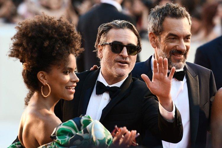 Joker'in galası 76. Venedik Film Festivali'nde gerçekleşti