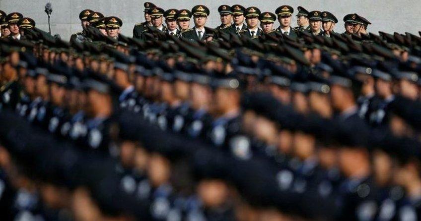 Çin sınırına asker yığma iddiasına yalanlama!