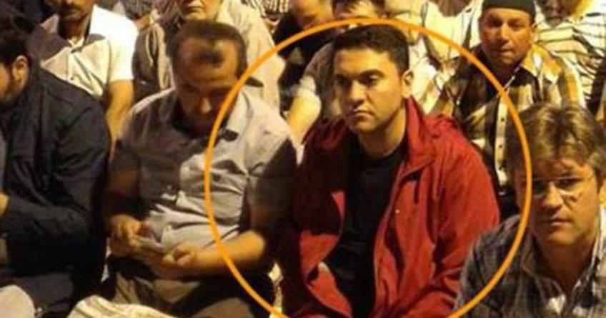 Demokrasi nöbetlerine katılan kaymakam tutuklandı