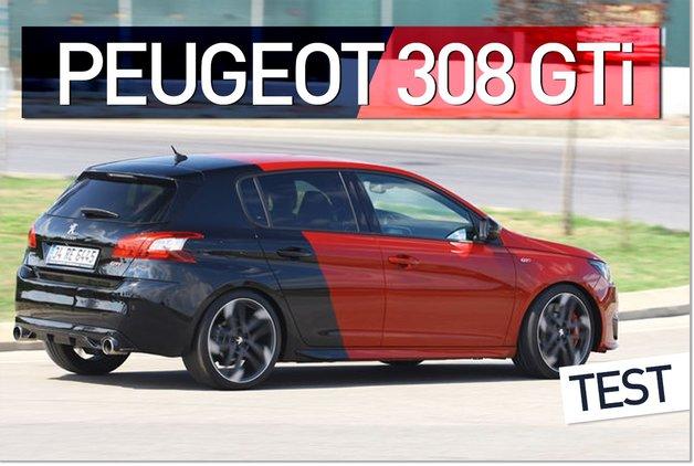 TEST · Peugeot 308 GTi