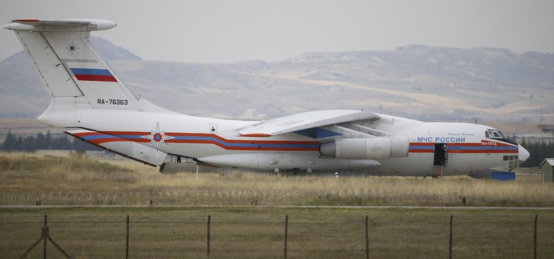 S-400 HARDWARE DEPLOYMENT TO ANKARA CONTINUES AS ANOTHER RUSSIAN PLANE CARRYING PARTS LANDS