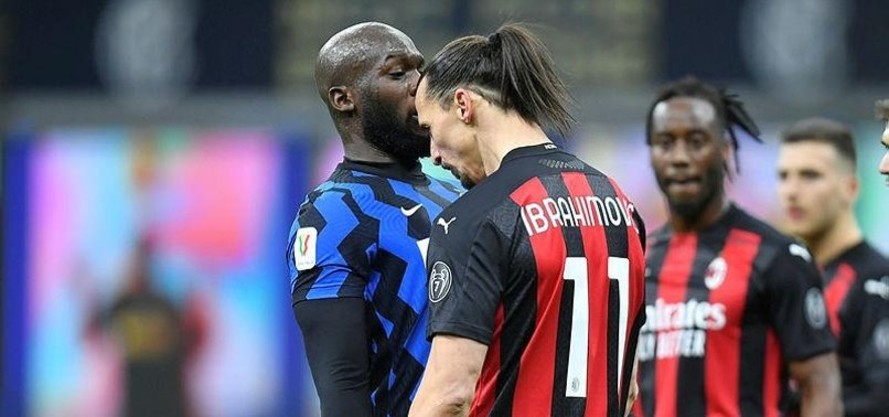 IBRAHIMOVIC APOLOGISED FOR MILAN DERBY RED CARD: PIOLI