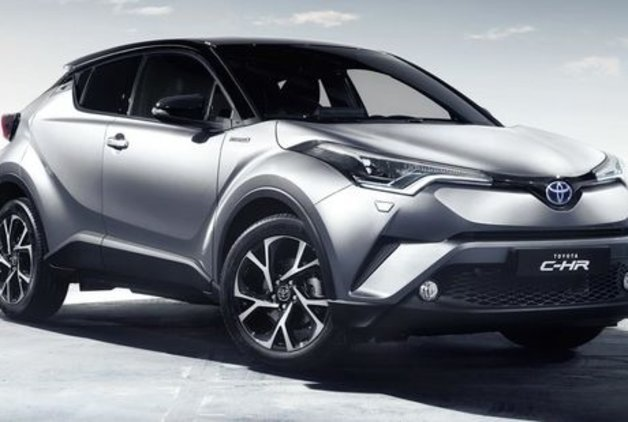 Adeta yok satan Sakaryalı Toyota C-HR Japonya'da