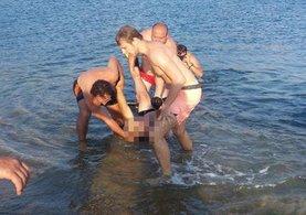 Zıpkınla balık avlarken fenalaşan adam öldü