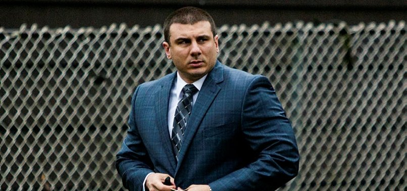 NY POLICE OFFICER WHO FATALLY CHOKED ERIC GARNER FIRED