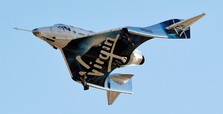 Virgin Galactic tourism rocket ship reaches space