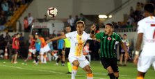 Akhisarspor stuns Galatasaray in league match