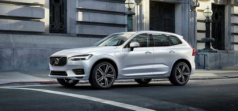 VOLVO RECALLS 1 MILLION CARS AT RISK OF CATCHING FIRE