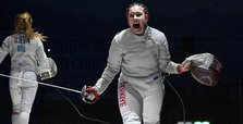 Turkish fencing sees many firsts in 1 and half years