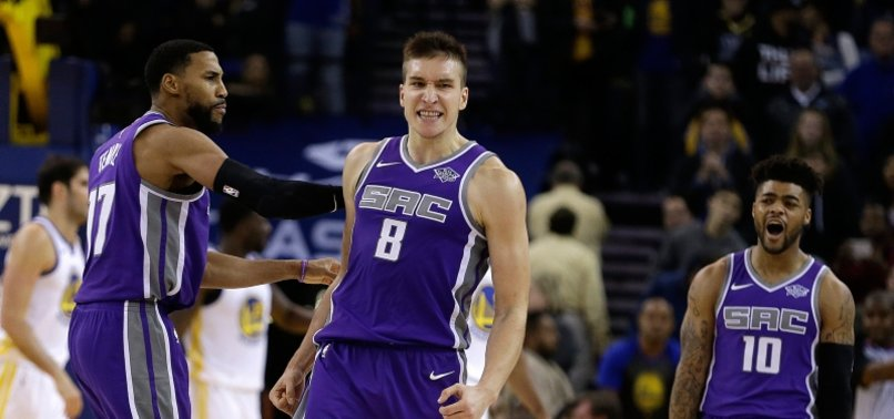 ATLANTA HAWKS ACQUIRE BOGDAN BOGDANOVIC