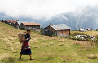 Reward yourself with a trip to Rize to witness never-before-seen natural beauties