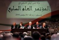 Hamas calls for cooperation, Abbas addresses Fatah congress