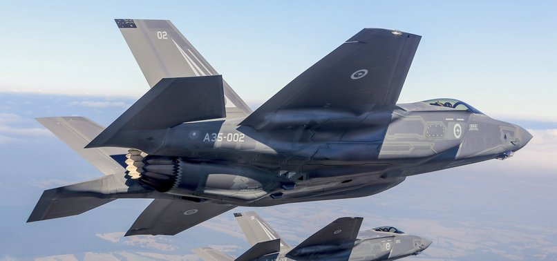 US SENATORS PUSH BILL TO STOP TRANSFER OF F-35 JETS TO TURKEY