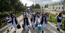 Afghan government releases over 300 Taliban prisoners