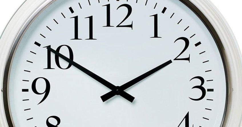 Şuanda saat kaç? Saatleri nasıl ayarlamalıyız? Telefon saatini nasıl ayarlayacağız?