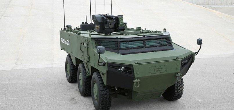 TURKEY TO ATTEND DEFENSE EXHIBITION IN MALAYSIA