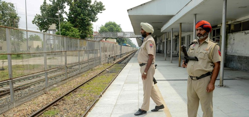 India suspends another train service to Pakistan