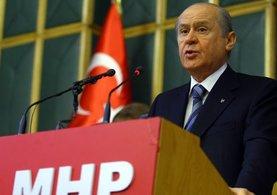MHP Lideri Devlet Bahçeli grup toplantısında Almanya'ya çok sert mesajlar gönderdi