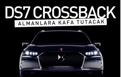 DS7 Crossback Almanlara kafa tutacak
