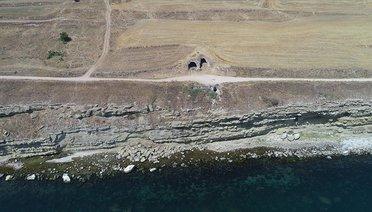 Tekirdağ'da 2600 Yıllık Perinthos Antik Kenti'ndeki Tiyatro Alanı Gün Yüzüne Çıkarılacak