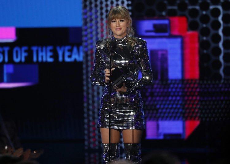 2018 Amerikan Müzik Ödülleri töreni