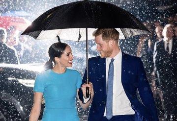 Prens Harry ve Meghan Markle En Etkili 100 Kişi Listesinde