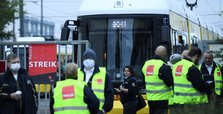 Germany-wide public transport strikes cause disruption