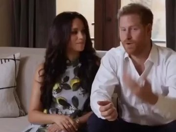 Meghan Markle ve Prens Harry'den yeni video