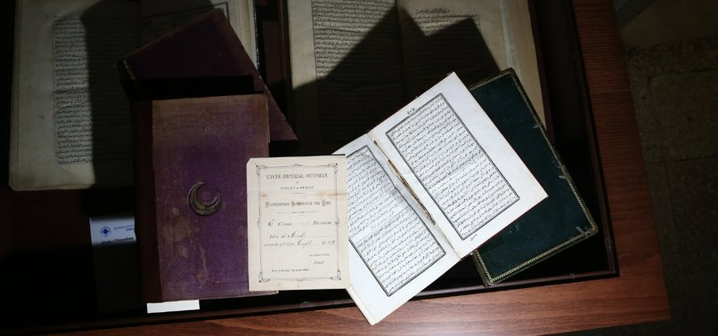 OTTOMAN'S FIRST PRINTED BOOKS OPEN TO VISITORS