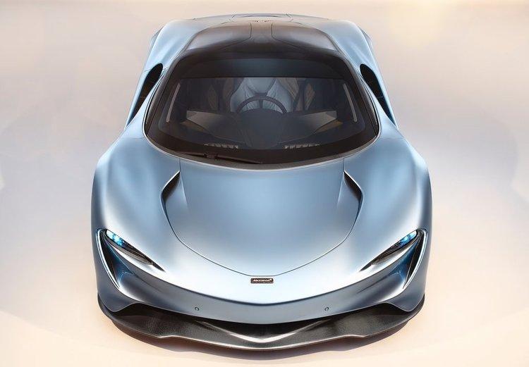İlk bakış: McLaren 2020 Speedtail