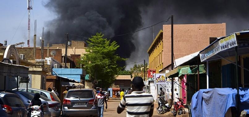 TURKEY CONDEMNS TERROR ATTACK IN BURKINA FASO
