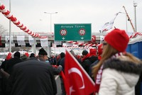 The Eurasia Tunnel, connecting the Asian and European continents underneath the Marmara seabed, was inaugurated with the presence of Turkish leaders and many other foreign guests in attendance on...
